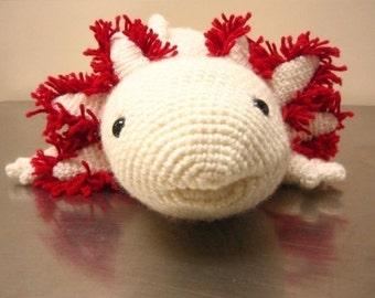 Axolotl Amigurumi