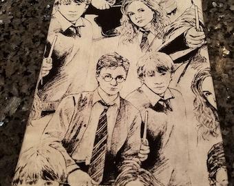 Harry Potter Dish Towel