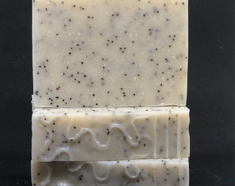 Mint Grapefruit Soap