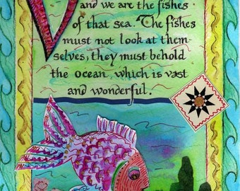FREE DOWNLOAD-Collage  and Baha'i Quote for Naw-Ruz!