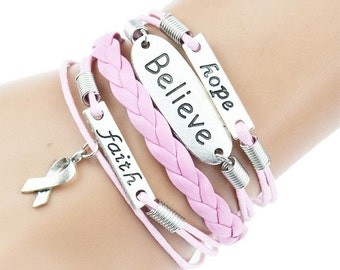 Breast Cancer Gifts / Cancer Jewelry Gift Idea
