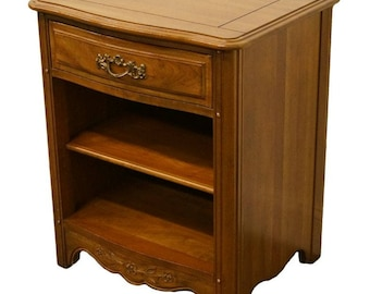 DAVIS CABINET Solid Cherry Provence Country French Provincial Nightstand