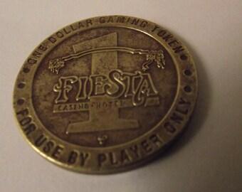 Fiesta Casino Collectable Gaming Token