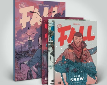 The Fall - Vol.1 & pre-order issues 4-6!