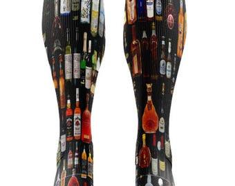 Alcohol Bottle Socks