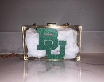 Clear Clutch Baylor Stadium Approved