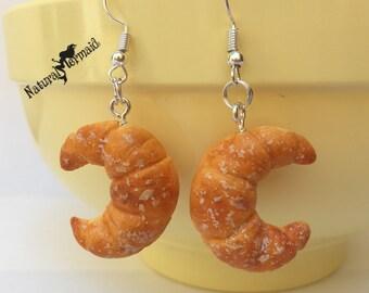Croissants earrings