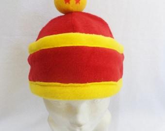 Gohan's hat