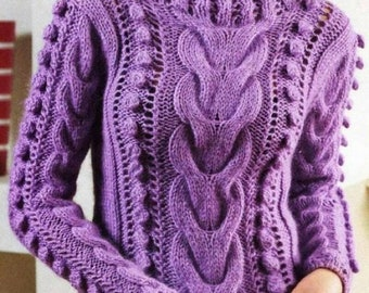 Handmade Knitting braided End bubbless Sweater woman knitted pullover jumper bomber jacket fluffy sweater chunky woman sweater chic sweater