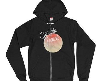 Georgia Peach Hoodie sweater