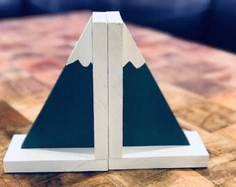 Mountain Book ends