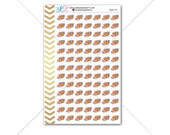Small Fold Laundry Stickers for planner, calendar! Functional planner stickers chore sticker functional sticker laundry sticker #SQ00170