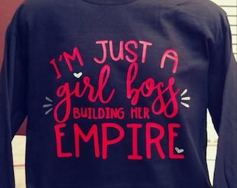 Girl boss tees