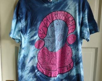 Vintage 80s/90s STEVE MILLER Band Tour T Shirt sz M