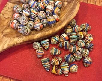 Paper Beads (60) Zootopia