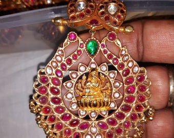 south indian temple jewellery silver 916