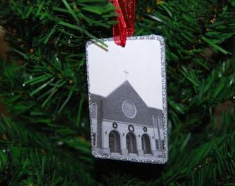 Ornament - St. Pancratius Church, Chicago