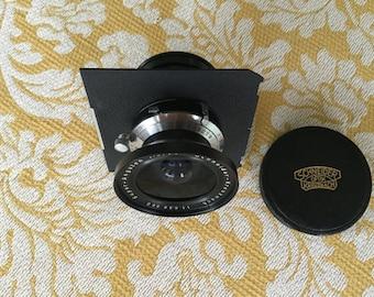 1990s Schneider-Kreuznach Super-Angulon 1:8/90 Large Format Lens