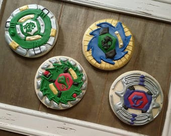 Beyblade Cookies - One Dozen