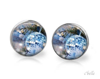 Earrings Christmastree Christmas-12