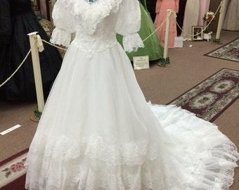 Southern Bell Wedding Dress