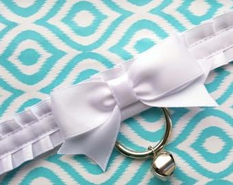 Custom Ribbon Collar