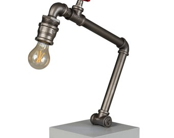 Fire Hydrant Industrial Table Lamp