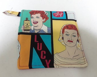 I Love Lucy Potholders Set of 2