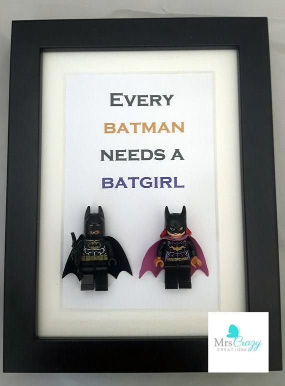 Every batman needs a Batgirl