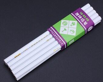 5 Rhinestone Pickup Pencils, Tools for Nail Art
