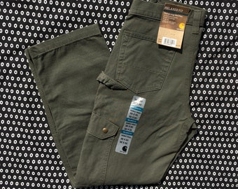 Carhartt Ripstop Cargo Pants - tags attached