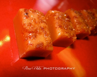 Bacon Salted Caramels - GROOMSMEN, Valentine's Day, FATHER'S Day gifts, MAN gifts
