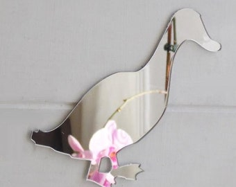 Farm Yard Duck Acrylic Mirror