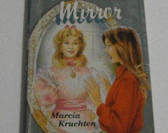 The Ghost in the Mirror by Marcia Kruchten Vintage Softcover book