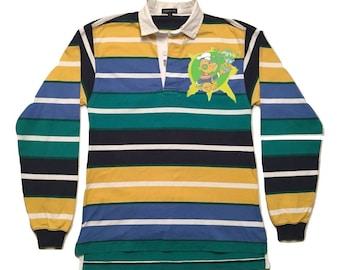 Popeye Sailor shirt Vintage - Sz S