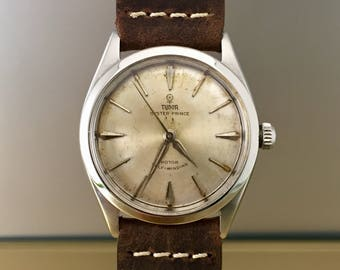 Vintage TUDOR Watch/Rolex oyster-Prince automatic rotor year 60
