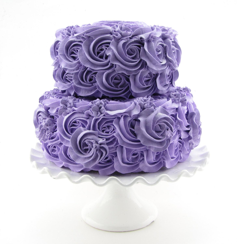 Buttercream Rose Cake Pops