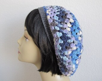 The Portland Beret - PDF Crochet Pattern