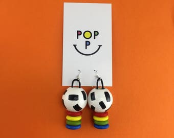 Rainbow Sprank Earrings