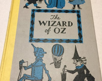 The Wizard of Oz classic novel 1944 publishing date