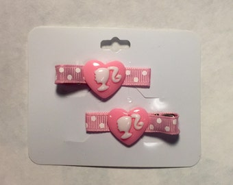 Embellished alligator clips