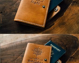 WOW 60% OFF Passport Cover Travel Passport Personalized Wallet Cover... Custom Full Grain Leather Passport... Passport Holder Dollars Sale
