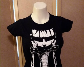 FREE SHIPPING! Johnny the homicidal maniac small t shirt