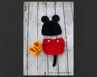 Mickey Mouse Baby Clothes