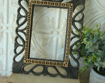 Decorative Picture Frame/Ornate Picture Frame/Open Frame/Gold Picture Frame