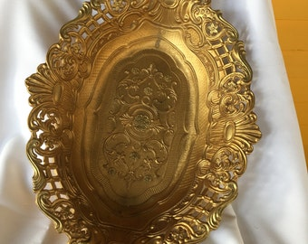 Italian Ornate Dish