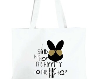 Easter Hip Hop Tote bag