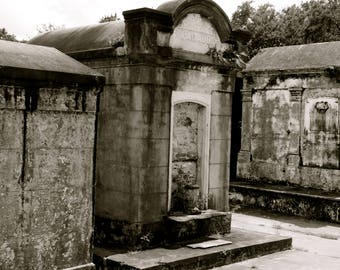 New Orleans Tombs