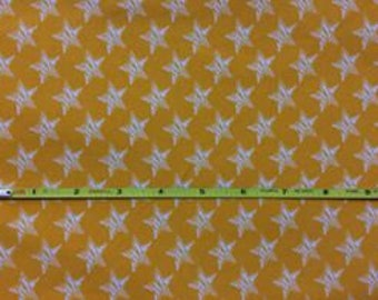 "NEW Stars on cotton lycra knit fabric 95/5 58"" wide."