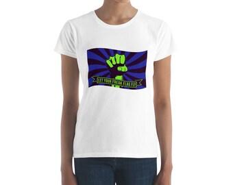 Women's Let Your Freak Flag Fly T-shirt